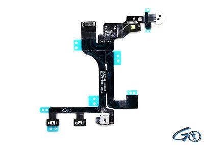 iPhone 5C Power & Volume + Mute Switch Flex Ribbon Cable Replacement A1456 A1507, usado comprar usado  Enviando para Brazil
