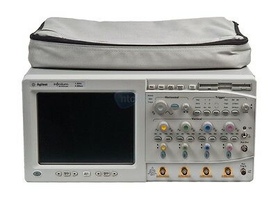 Hp Agilent Keystone Infiniium 1ghz 4 Gsas 4 Channel Digital Oscilloscope