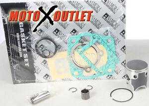 KTM 50 Adventure Piston Rings Pin Bearing 2002-2008 Top End Gasket Kit Namura