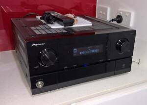 PIONEER SC-LX71 7.1 RECEIVER/AMPLIFIER - with remote, manual etc. Oakleigh Monash Area Preview