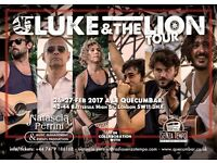 Luke & The Lion Tour
