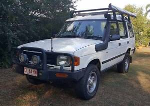 1998 Land Rover Discovery Wagon Turbo Diesel 4WD Bayview Darwin City Preview