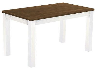 Esstisch Pinie Holz Tisch massiv Nussbaum usw. 90x90 120x80 180x90 240x100