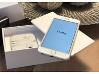 iPhone 6 16GB Silver and White Vodafone & lebara Network