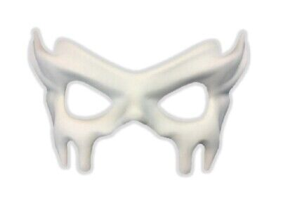 Paint Your Own Halloween Mask (Paint Your Own White Venetian Eye Mask Adult Blank Create Decorate)