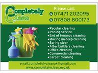 Completeley Clean