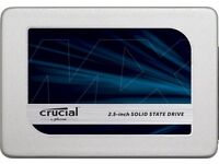 Crucial MX300 525GB SSD (BRAND NEW/SEALED)