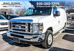 2014 Ford E-250 E-250, 4.6L V6, HUGE CARGO SPACE, A/C, POWER WIN
