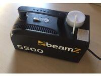S500 beamZ smoke machine