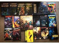 Marvel/DC comics