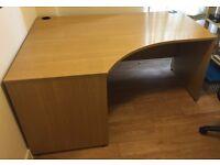 Large Sturdy Corner Desk - Great Condition - £75