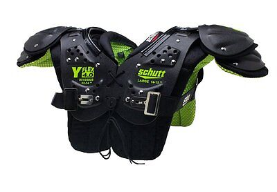New 2018 Schutt Youth Y Flex 4.0 Football Shoulder Pads - 8010580