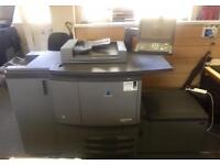 Konica Minolta Bizhub Pro C6500E Colour Copier Production Press + Fiery