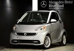 2013 smart fortwo Passion, Convertible