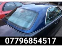 Bmw E46 Blue Hardtop - Heated Screen, 318 320 325 328 330 convertible m3