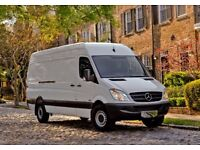 Man and van services from as low as w as £30