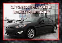 2014 Hyundai Genesis Coupe 2.0T PREMIUM, MANUELLE