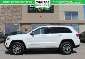 2016 Jeep Grand Cherokee Limited**REMOTE START**  **LEATHER**  *