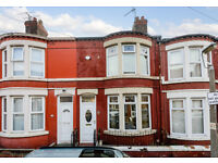 Charming 3 bedroom terrace for sale in Wavertree