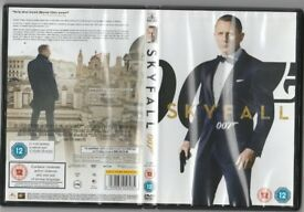 Skyfall James Bond 007 (Daniel Craig, Judi Dench) DVD