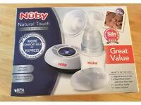 NUBY Digital Electric Breast Pump (New)