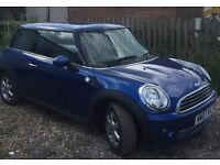 2007 Mini one 1.4 Please read Cheap