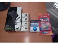 Sony HI-MD MZRH1 Professional Minidisc digital player-recorder