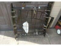 BLACK GARDEN GATES £50