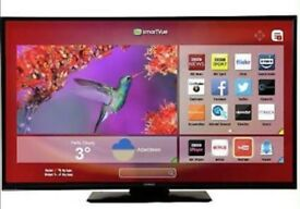 Hitachi 50HBT62U 50 Inch Full HD 1080p Freeview HD Smart LED TV