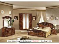 Italian bedroom furniture set   Beds & Bedroom Furniture for Sale ...