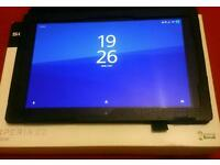 """Sony Xperia Z2 Tablet 10.1"""" 4G LTE WIFI 16gb Android Note iPad Galaxy Tab eReader eBook PC HD Screen"""