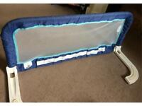 Baby safety bed guard/rail