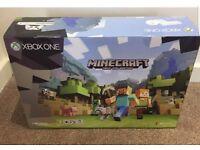Xbox One S Minecraft Bundle 500GB Brand New Sealed..