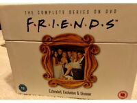 FRIENDS: 15TH ANNIVERSARY EDITION WITH EXTRAS AND EXTENDED EPISODES: IN NEAR MINT CONDITION