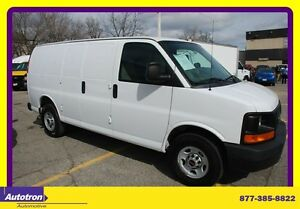 2010 GMC Savana 2500 3/4 TON NO WINDOWS