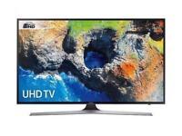 """40"""" Samsung Smart 4K Ultra HD HDR LED TV UE40MU6100 delivered"""