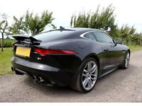 Jaguar F-Type R 2015 - 3-6 Month Lease Hire - Full Spec 550PS V8 Supercharged