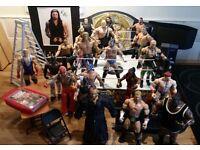 WWE wrestling Bundle SSTC