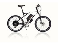 Cyclotricity Revolver Electric Bike