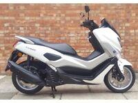 Yamaha Nmax 125cc (16 REG), Good Condition, 9 month manufacturer warranty!