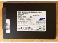 SAMSUNG 256GB MZ7TD256HAFV-000L9 SATA 6GB/S MZ-7TD2560/0L9 SSD HARD DRIVE