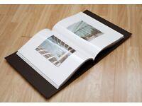 11 X 14 PORTFOLIO BOOK WITH CORDURA COURIER CASE