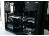 Gaming PC, i7 4790k, 16gig, GTX980, SSD