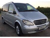 Mercedes Viano, 2.2 CDI, Ambiante, Full, 2006, 7 Seater,Auto Gear, Cruise Control, Navi, MOT:05 2019