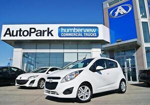 2015 Chevrolet Spark 1LT CVT A/C|ALLOYS|PWR GROUP|LOW KM