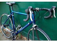 58cm Ridgeback Horizon lightweight Aluminium Road Racing racer Bike bicycle