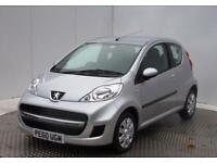 Peugeot 107 URBAN (silver) 2010-09-30