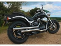 2008 Suzuki Intruder M800, Genuine Low Milage, Good condition. Priced to sell