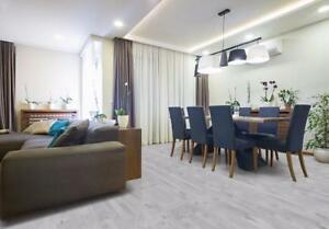 Fusion Cork Flooring - Eco Friendly, Tough Finish, Sound Proofing, Warm, Resistant, Stain and Fade Resistant