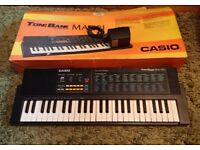 Casio Tone Bank MA-101 Electronic Keyboard